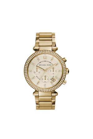 horloge MK5354 Parker goud