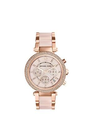 horloge MK5896 Parker rosé