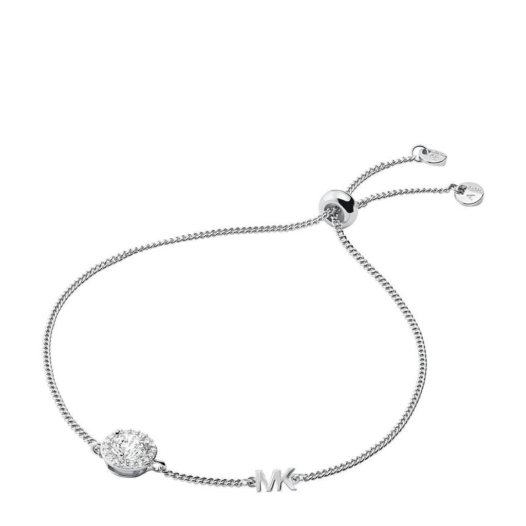 Michael Kors armband MKC1206AN040 Premium zilver, Zilver