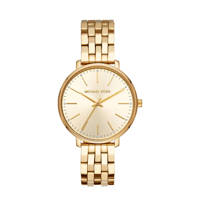 Michael Kors horloge MK3898 Pyper goud, Goudkleurig