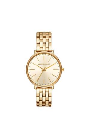 horloge MK3898 Pyper goud