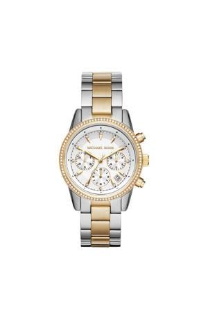 horloge MK6474 Ritz zilverkleurig