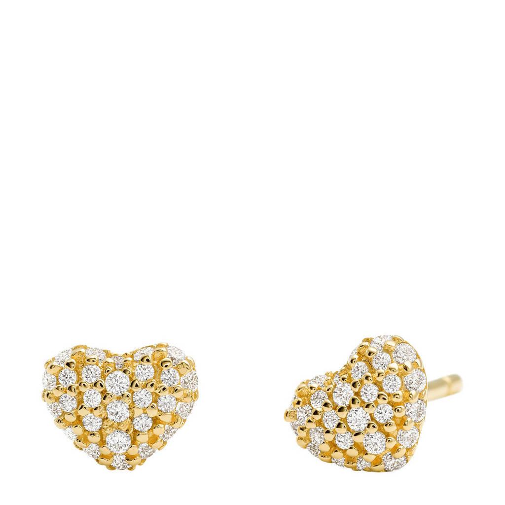 Michael Kors oorbellen MKC1119AN710 Premium goud, Goud