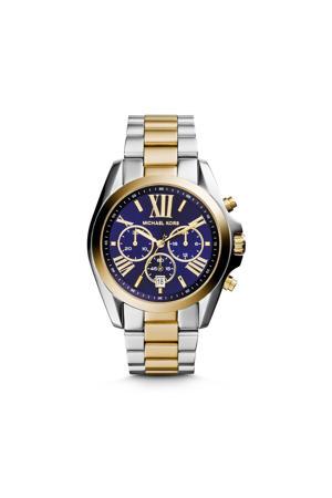 horloge MK5976 Bradshaw zilver
