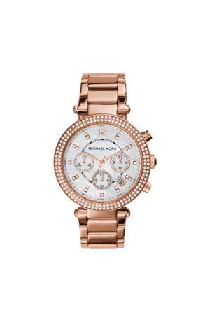 horloge MK5491 Parker rosé