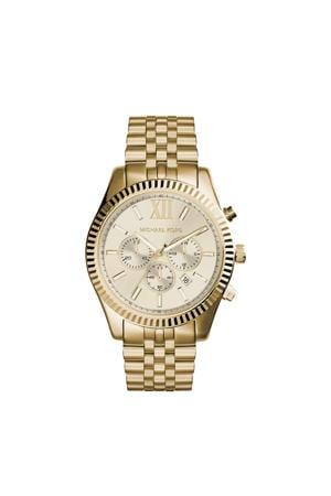 horloge MK8281 Lexington goud