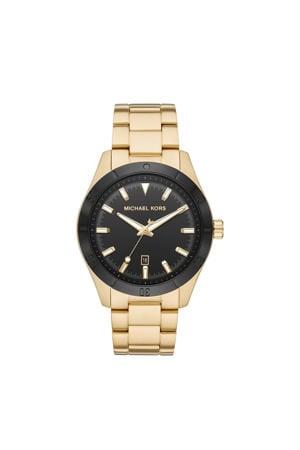 horloge MK8816 Layton goud