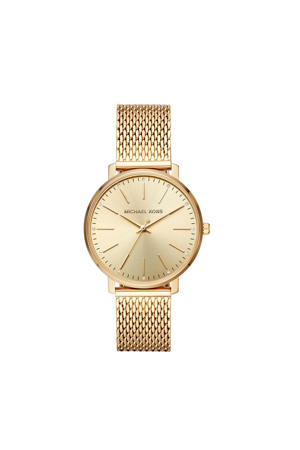 horloge MK4339 Pyper goudkleurig