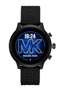 Michael Kors smartwatch  MK GO Display MKT5072 zwart, Zwart