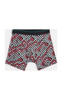 WE Fashion Fundamentals boxershort, Rood