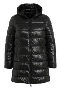 C&A XL Clockhouse gewatteerde jas zwart, Zwart
