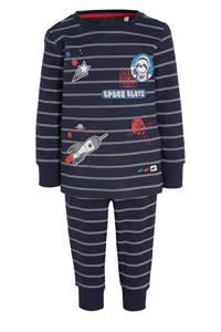 C&A Palomino   pyjama gestreept donkerblauw, Donkerblauw/wit