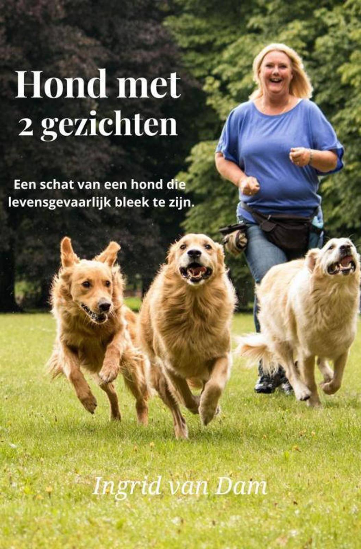 Hond met 2 gezichten - Ingrid Van Dam
