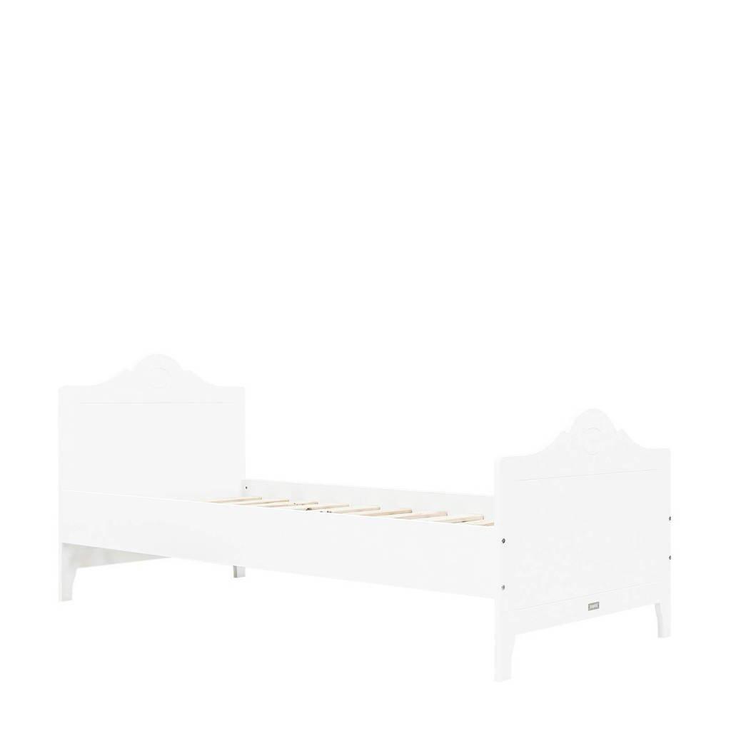 Bopita bed wit Evi (90x200 cm), Wit
