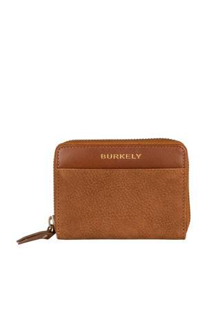 nubuck portemonnee Soul Skye cognac