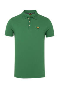 PME Legend slim fit polo groen, Groen