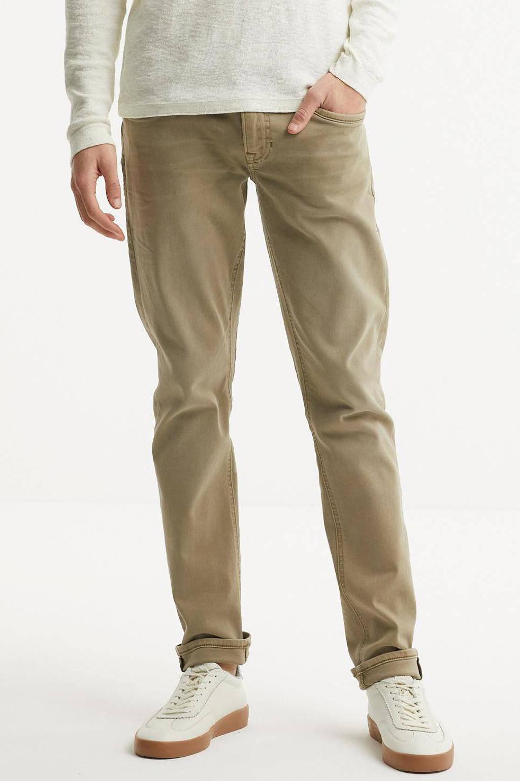 PME Legend slim fit jeans Tailwheel zand, Zand