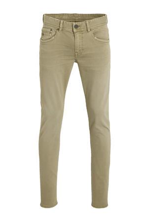 slim fit jeans Tailwheel zand