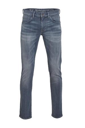 regular fit jeans Nightflight blue denim rear