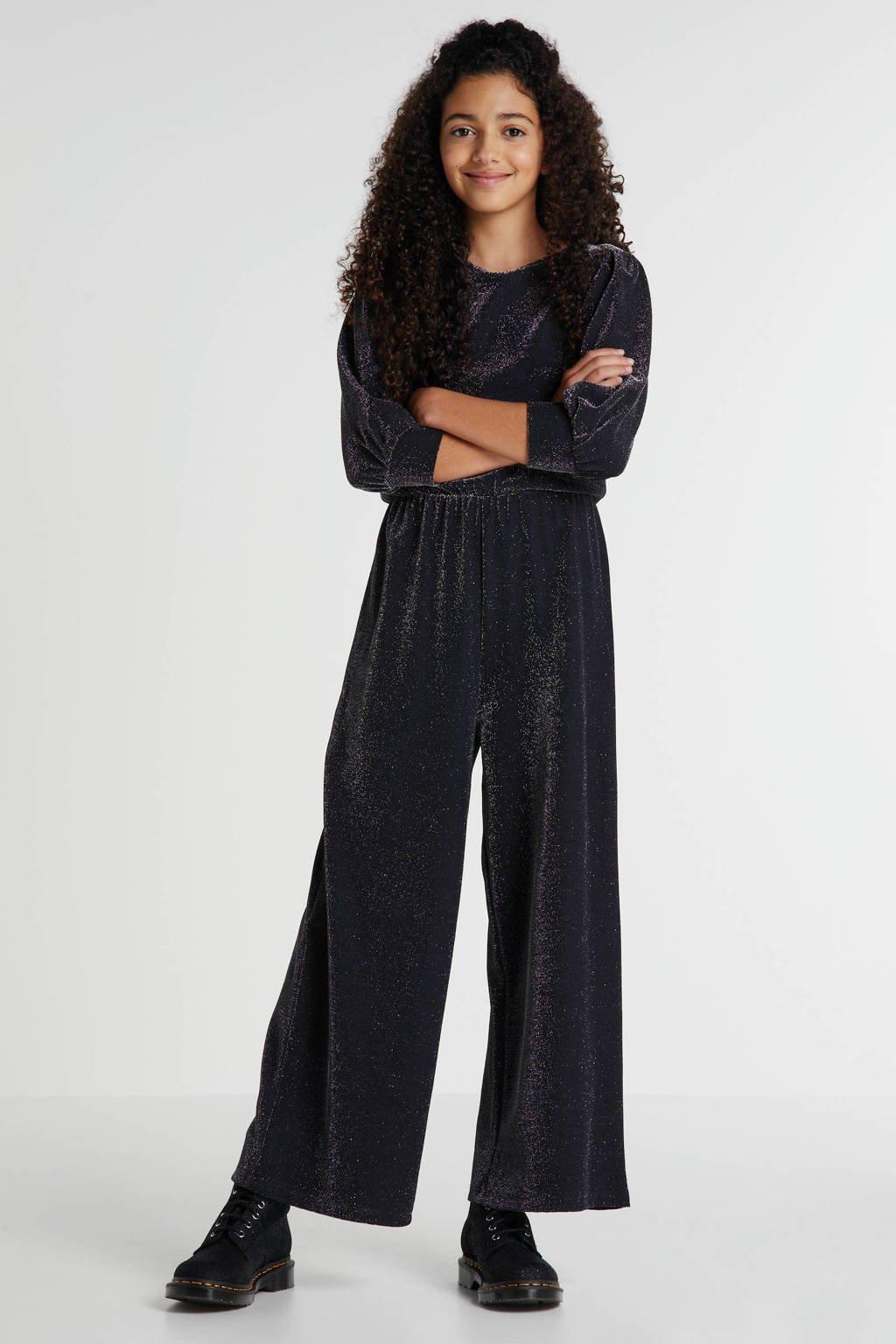 LMTD jumpsuit Runa zwart, Zwart