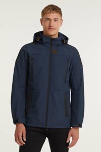 PME Legend softshell jas Forwarder 2.0 donkerblauw, Donkerblauw