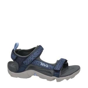 Tanza  outdoor sandalen blauw