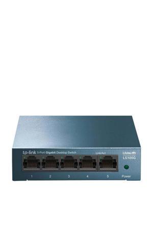 LS105G 5-poorts netwerk switch