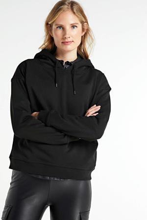 hoodie Novara zwart