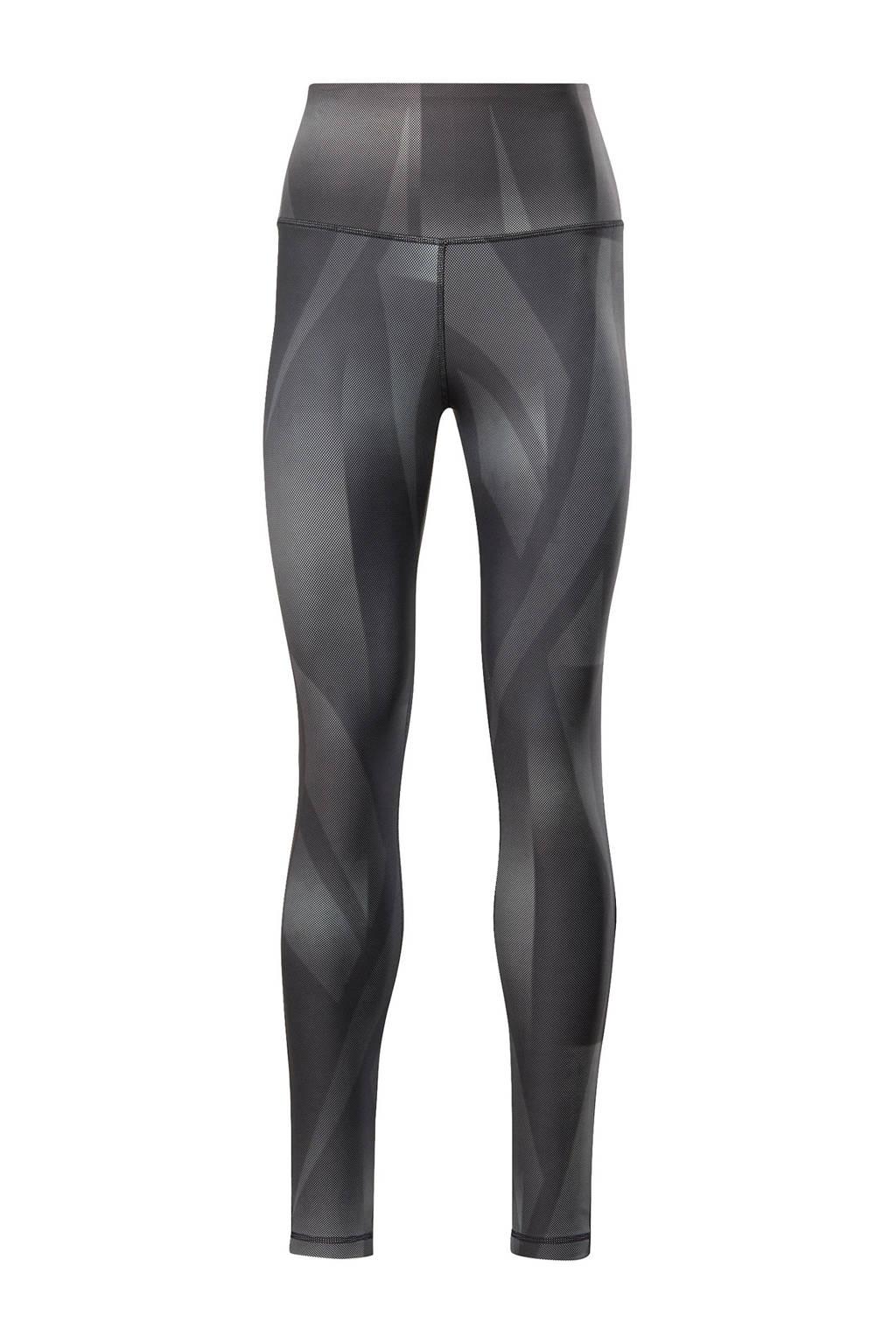 Reebok Training sportbroek zwart, Zwart