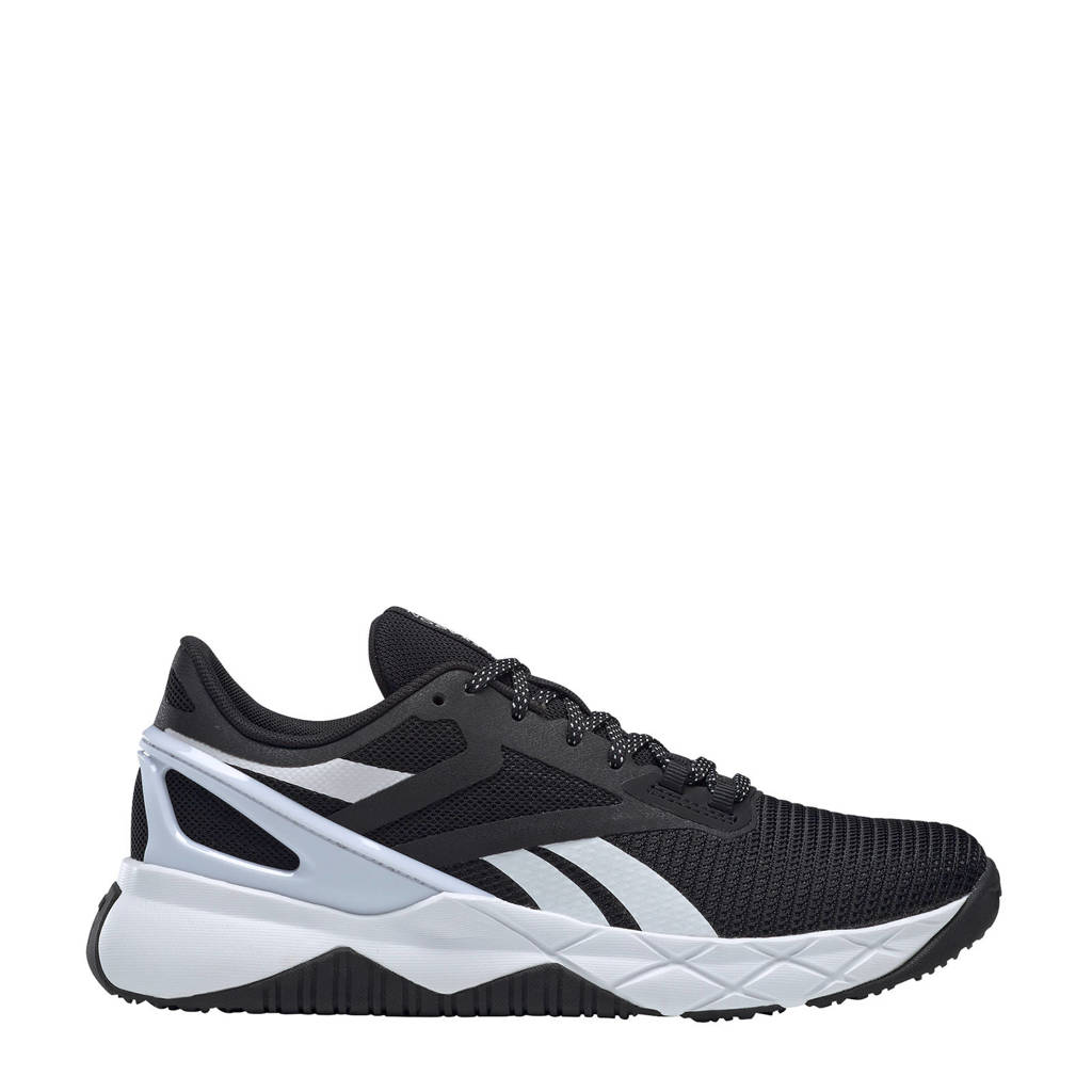 Reebok Training Nanoflex Training sportschoenen zwart/wit, Zwart/wit