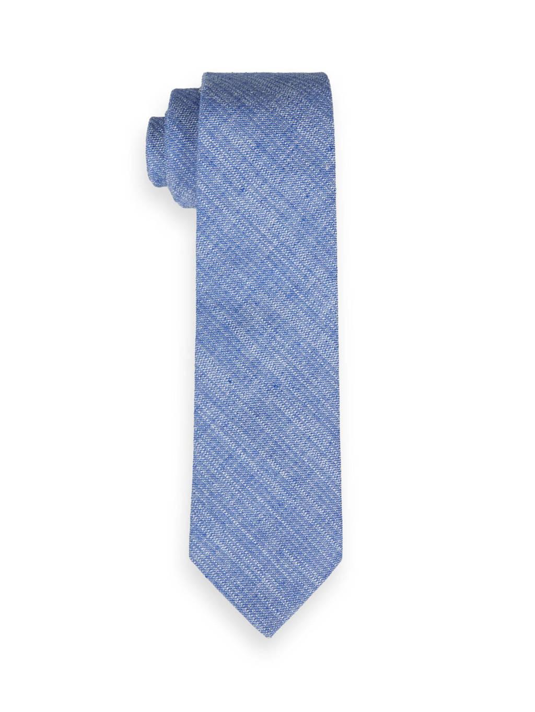Scotch & Soda stropdas lichtblauw, Lichtblauw