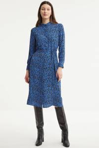 JDY blousejurk JDYPIPER met all over print blauw, Blauw