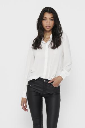 blouse JDYMADDIE gebroken wit