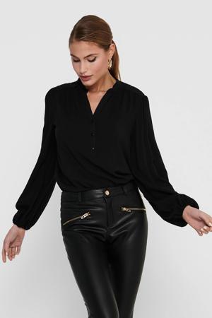 blouse Marlon zwart