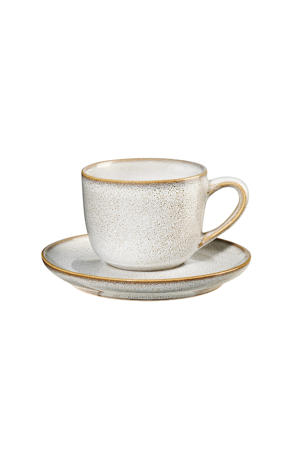 espressokop en schotel (9 cl)