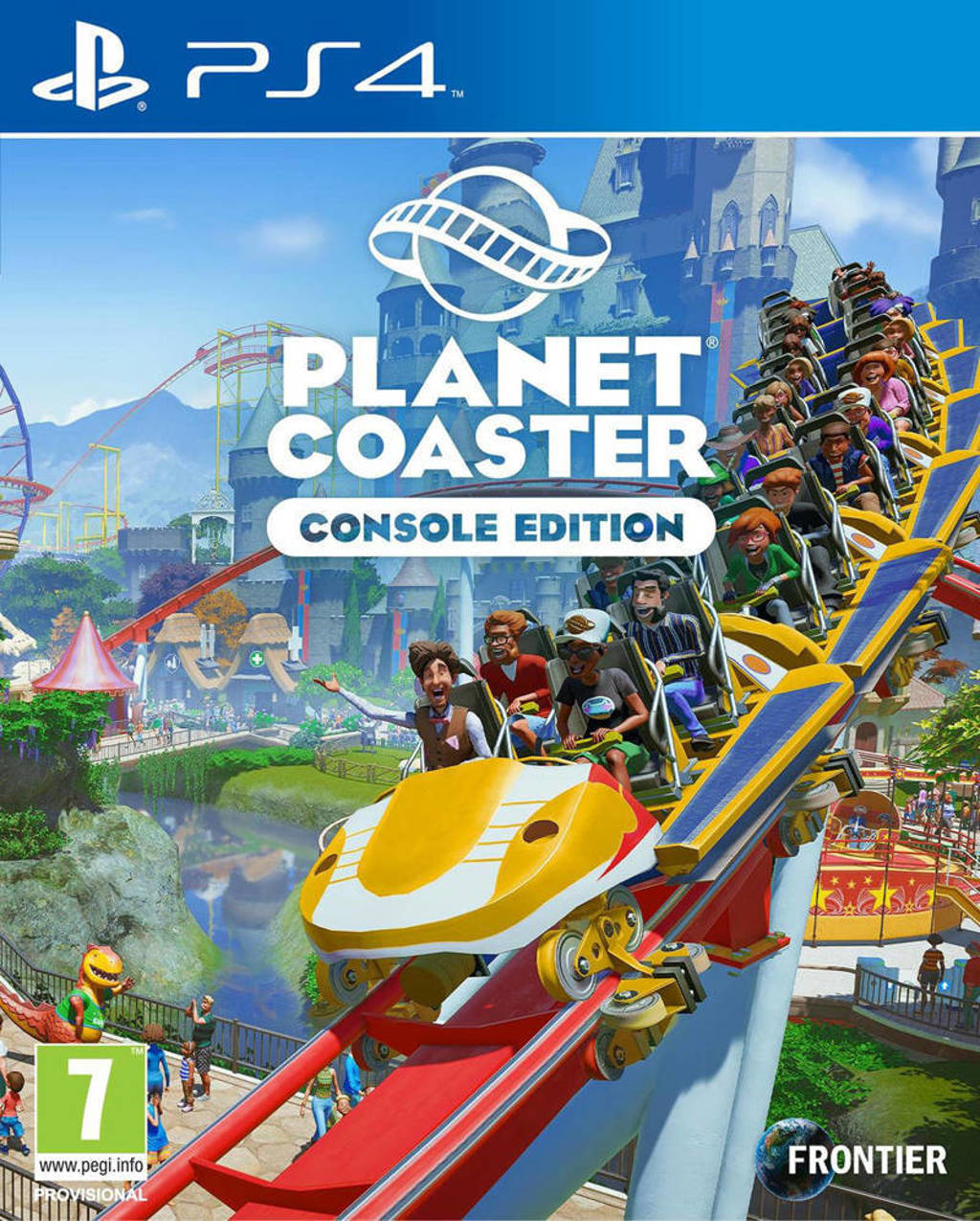 Planet Coaster (Console edition) (PlayStation 4)