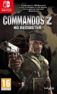 Commandos 2 HD Remaster Nintendo Switch Edition (Nintendo Switch)