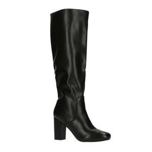 Dileni  laarzen zwart