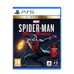 Marvel's Spider-Man: Miles Morales - Ultimate Edition (PlayStation 5)