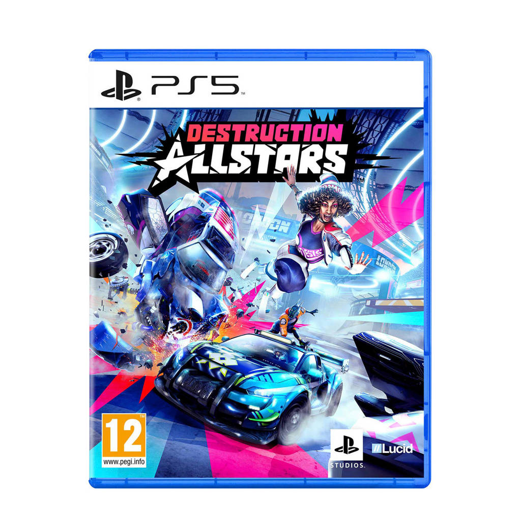 Destruction Allstars (PlayStation 5)