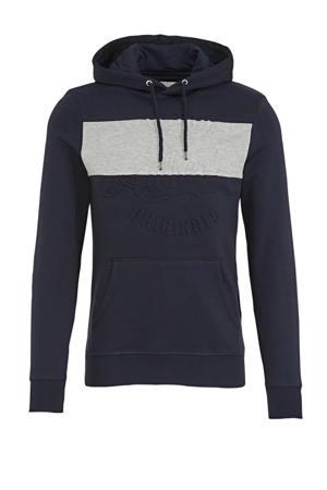 hoodie donkerblauw