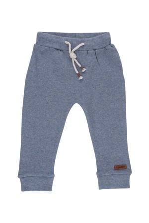 baby regular fit broek blauw
