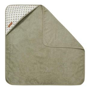 badcape 75x75 cm Sunrise Olive