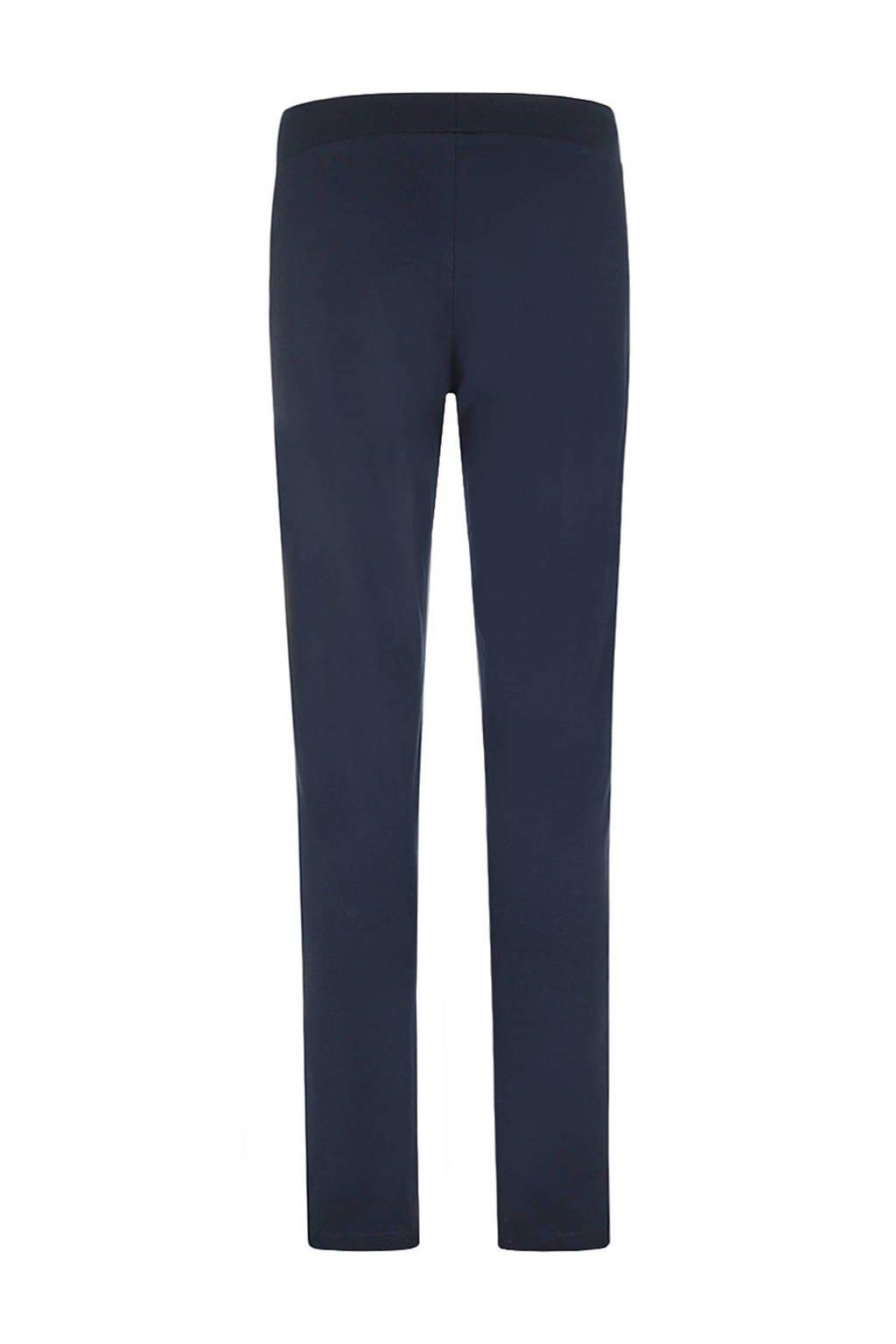Charlie Choe pyjamabroek donkerblauw, Donkerblauw