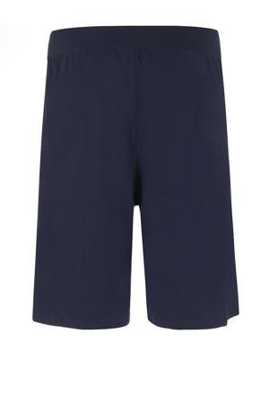 pyjamashort donkerblauw