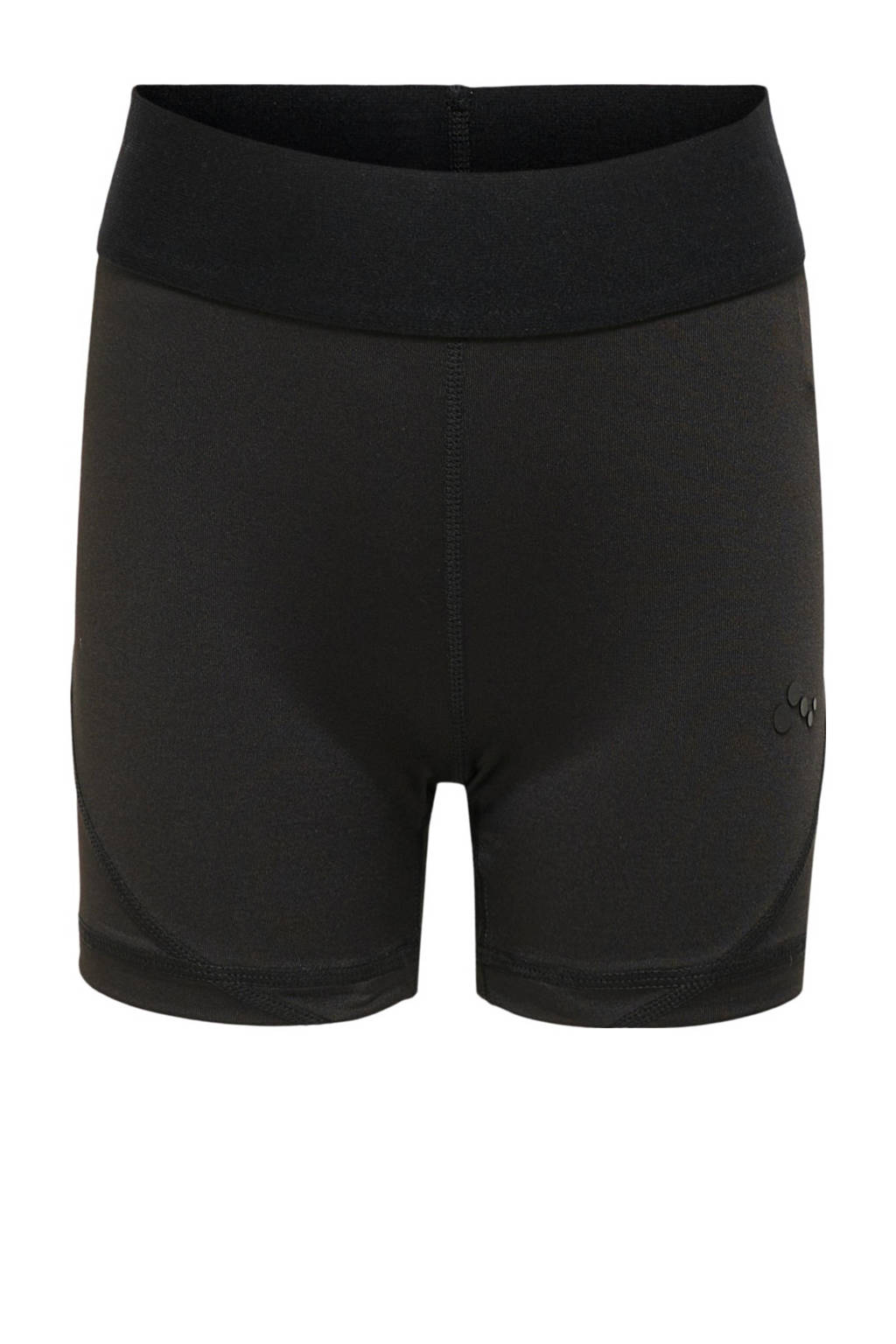 ONLY PLAY Girls sportshort Fox zwart, Zwart