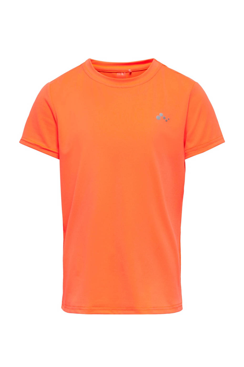 ONLY PLAY Girls sport T-shirt Clarisa oranje, Oranje