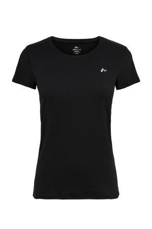 sport T-shirt Clarisa zwart