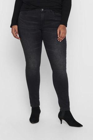 skinny jeans CARVICKY donkergrijs