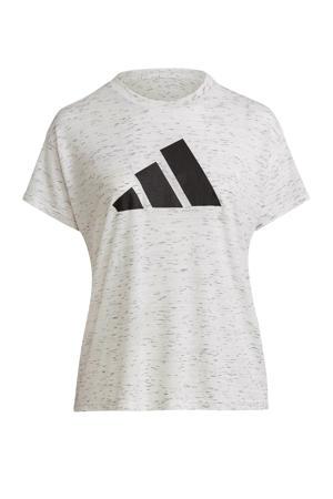 Plus Size 2.0 Sportwear sport T-shirt wit